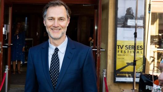 US-Star David Morrissey zu Gast beim TV Series Festival 2018 in Berlin.