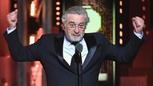 Die Tony Awards 2018 nutzte Hollywoodstar Robert De Niro als Gelegenheit, um der Welt mitzuteilen, was er von Donald Trump hält.