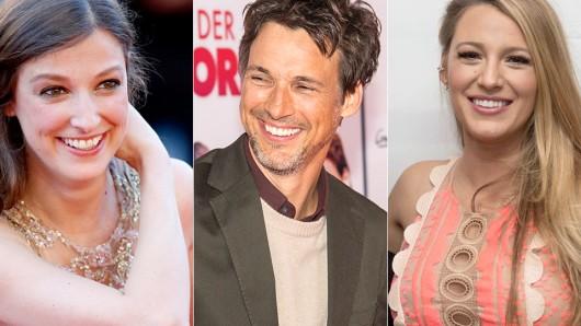 Alexandra Maria Lara, Florian David Fitz und Blake Lively haben ihre Geburtsnamen für die Karriere geopfert. In dieser Bildgalerie erfahren Sie, wie Sie und noch zig weitere Schauspieler zu ihren Künstlernamen gekommen sind.