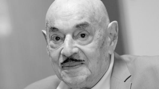 Artur Brauner war einer der schillerndsten Produzenten des letzten Jahrhunderts.