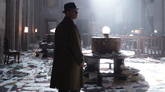 In der dritten Staffel Babylon Berlin ermittelt Gereon Rath (Volker Bruch) in einem Mordfal an einem Filmset.