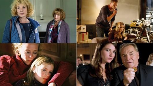 Wenn Schauspieler-Kinder ihren Eltern nacheifern, wird der Drehtag zum Familientreffen.