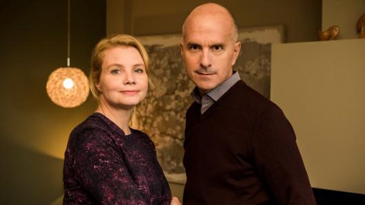 Annette Frier (Anne Merz), Christoph Maria Herbst (Erik Merz)