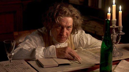 Tobias Moretti spielt Louis van Beethoven