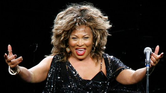 Die Grande Dame des Rock: Tina Turner.