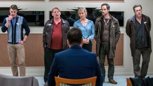 Der Tatort: Das Team ist angelegt als ein Kammerspiel und wurde an zwei Tagen abgedreht.