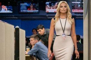 "Margot Robbie spielt in ""Bombshell"" die fiktive Moderatorin Kayla Pospisil."