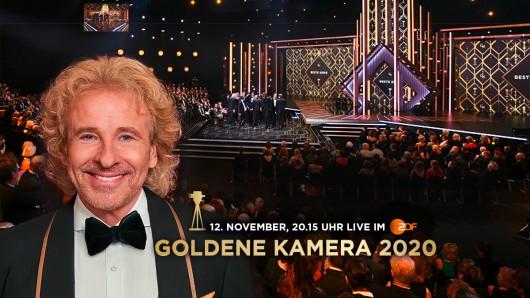 Die GOLDENE KAMERA 2020 wurde auf den 12. November verschoben.