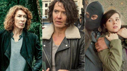 Die TV-Ermittlerinnen Adele Neuhauser, Ulrike Folkerts und Nora Tschirner landeten bei unserer Umfrage auf den vorderen Plätzen.
