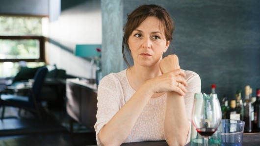 Caroline Binder (Martina Gedeck) ist Perfektionistin mit einem unperfekten Herz.