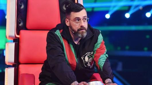 Sido muss seinen Sessel bei The Voice of Germany räumen.