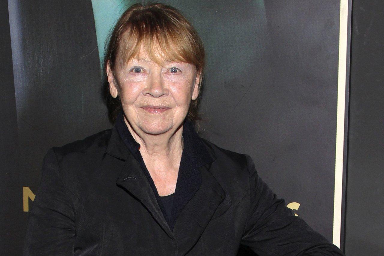 """GOKA-nominiert als """"Beste deutsche Schauspielerin"""": Jutta Hoffmann (75)"""