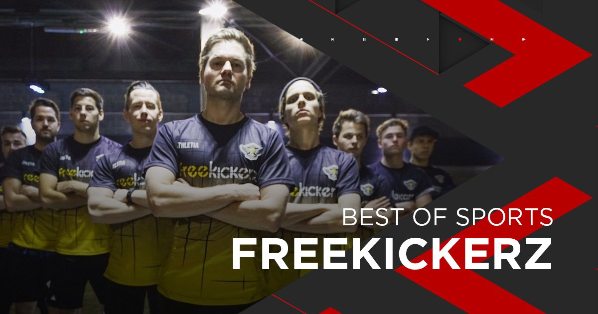 Nominiert für Sports: Freekickerz