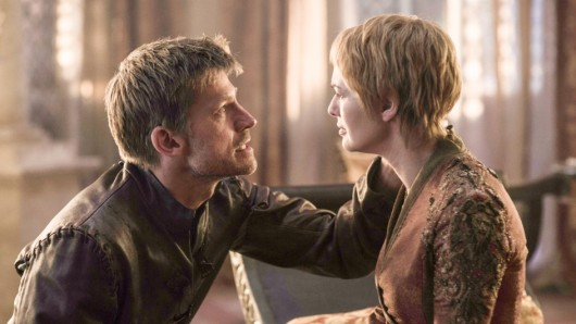 Nikolaj Coster-Waldau and Lena Headey in der 6. Staffel Game of Thrones