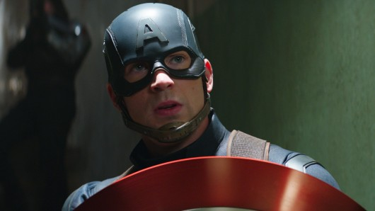 Captain America/Steve Rogers (Chris Evans). Foto: Zade Rosenthal /© Marvel 2016