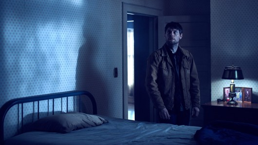Kyle (Patrick Fugit) in Outcast