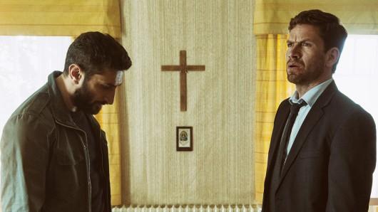 Düsteres Duo: Assad (Fares Fares, l.) und Carl Mørck (Nikolaj Lie Kaas).