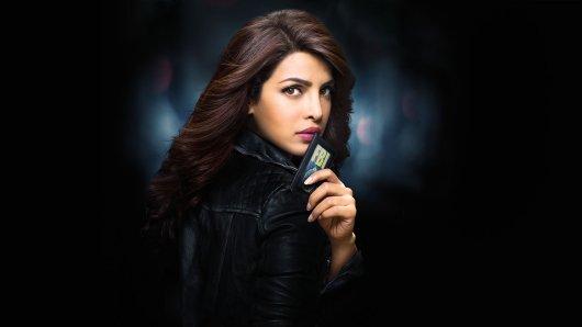 Frisch gebackene FBI-Agentin: Alex Parrish (Priyanka Chopra). Foto: © 2015 ABC Studios