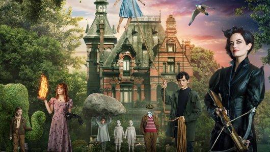 Das Fantasy-Ensemble von Die Insel der besonderen Kinder © 20th Century Fox