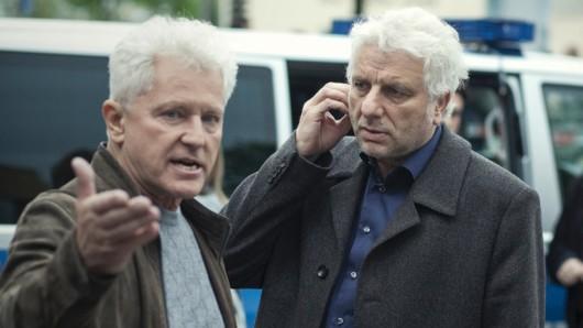 Leitmayr (Udo Wachtveitl) und Batic (Miroslav Nemec)