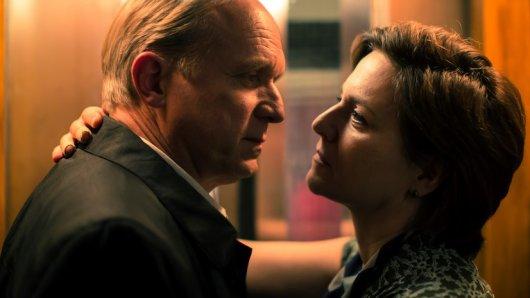 Eduard Gluck (Ulrich Tukur) und Helene (Martina Gedeck) © Wild Bunch Germany / Martin von Menke