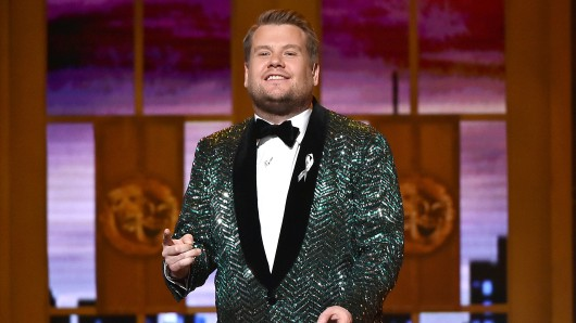 Schauspieler, Late-Night-Host und YouTube-Star: Multitalent James Corden (38) © Theo Wargo/Getty Images for Tony Awards Productions