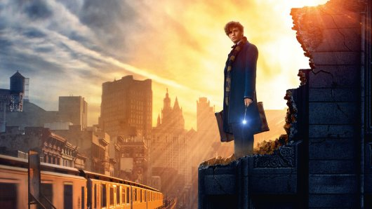 Eddie Redmayne als Newt Scamander © Warner Bros.