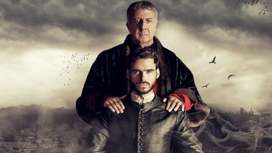 Die Medici: Herrscher von Florenz mit Dustin Hoffmann und Richard Madden (ab 27. Dezember auf Sky 1)  © Rai 1