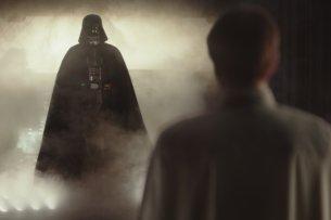 "Todessternstunde für Fans: Darth Vader gibt in ""Rogue One: A Star Wars Story"" sein lang ersehntes Comeback"