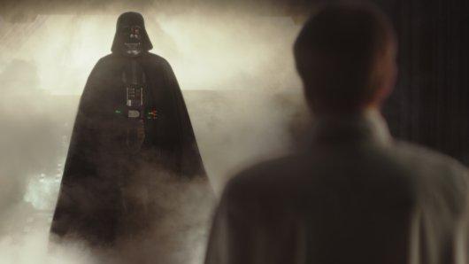 Todessternstunde für Fans: Darth Vader gibt in Rogue One: A Star Wars Story sein lang ersehntes Comeback