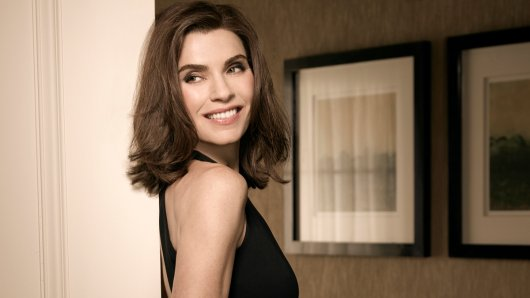 Julianna Margulies ist The Good Wife