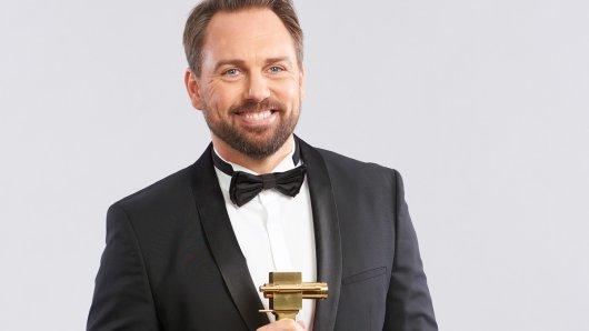 Steven Gätjen wird am 4. März 2017 erstmalig die GOLDENE KAMERA im ZDF moderieren (20.15 Uhr)