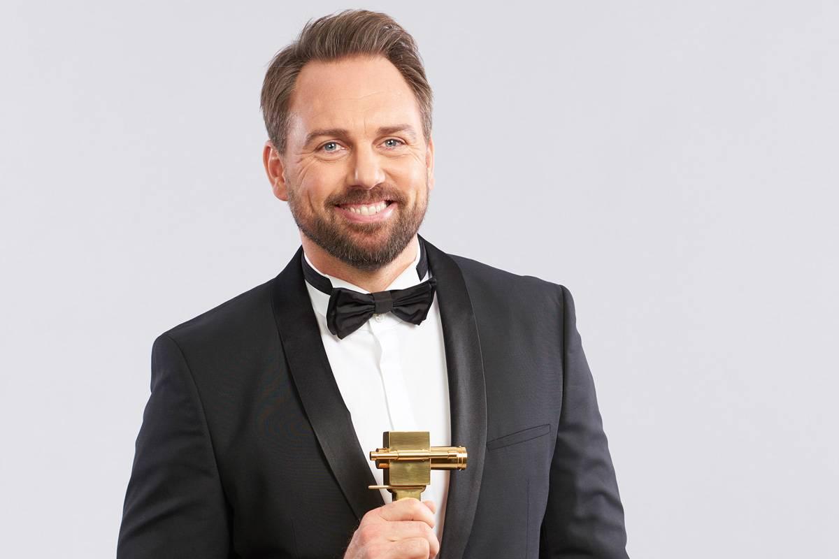 Steven Gätjen Moderiert Die Goldene Kamera 2017 Die Gala Goldene