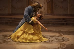 Ikonische Tanzeinlage: Emma Watson beim Märchen-Walzer mit Biest-Darsteller Dan Stevens