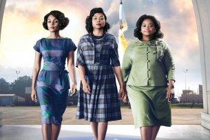"Die ""Hidden Figures""-Heldinnen Mary Jackson (Janelle Monáe, l.), Katherine G. Johnson (Taraji P. Henson) und Dorothy Vaughan (Octavia Spencer, r.)"