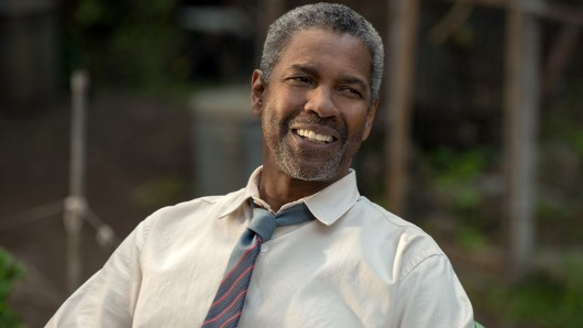 Denzel Washington als Troy Maxson in Fences