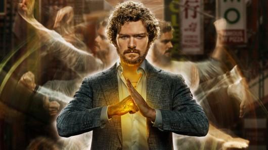 Der neue Marvel-Serienhit auf Netflix: Finn Jones als Iron Fist