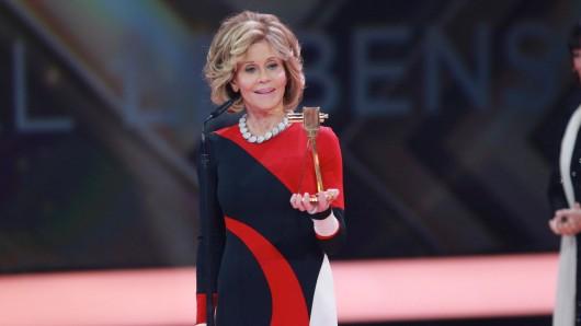 LEbenswerk International für Jane Fonda.