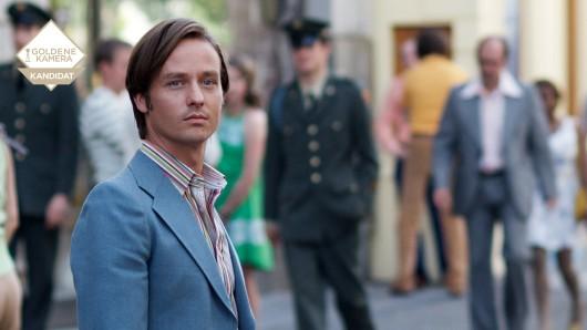 In unserem GoKa-Kandidaten Der gleiche Himmel spielt Tom Schilling den Romeo-Agenten Lars Weber.