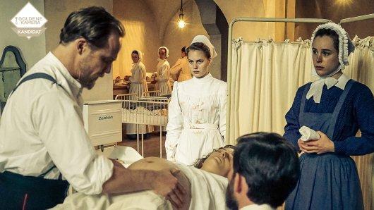 Das Erste zeigt die sechsteilige Historienserie über das Berliner Krankenhaus Charité in Doppelfolgen, ab 21. März, 20.15 Uhr.