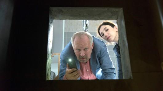 Kommissar Borowski (Axel Milberg) und Sarah Brandt (Sibel Kekilli) stoßen auf einen grausamen Fund.