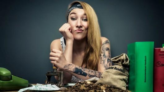 Comedy-Thronnachfolge Platz 10: Jacqueline Feldmann © PR
