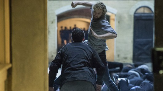 Marvel's Iron Fist in Action: Finn Jones als Danny Rand © Netflix