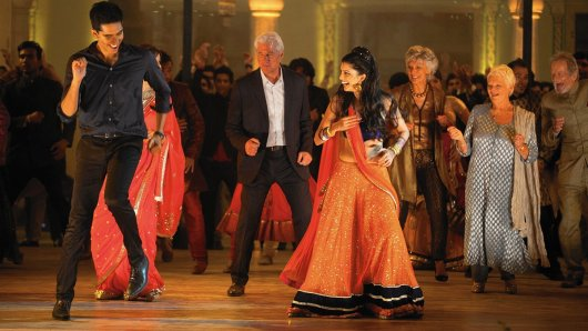 Best Exotic Marigold Hotel 2, Sonntag, 9. April, 22.15 Sat.1