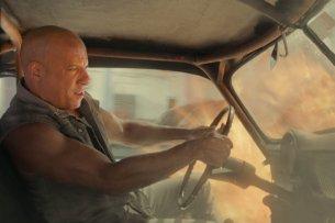 """Startet zum 8. Mal mächtig durch: Vin Diesel als """"Fast & Furious""""-Kultfigur Dominic """"Dom"""" Toretto"""