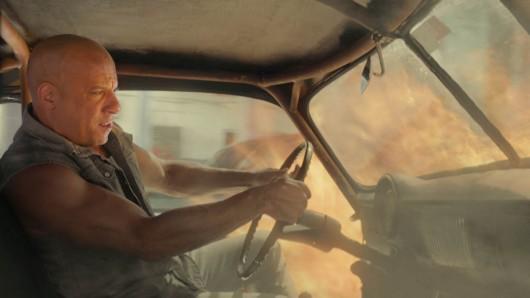 Startet zum 8. Mal mächtig durch: Vin Diesel als Fast & Furious-Kultfigur Dominic Dom Toretto