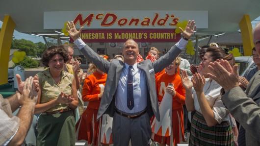 Der Vater der Franchise-Idee: Michael Keaton als The Founder Ray Kroc
