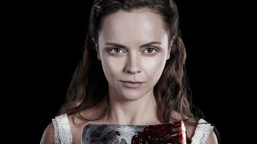 Christina Ricci spielt die Hauptrolle in der achtteiligen Miniserie Lizzie Borden - Kills!. Foto: RTL Crime / Sony Pictures