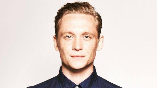 Preisträger der GOLDENEN KAMERA: Matthias Schweighöfer (36)