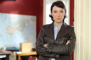 """Seit 2007 für den ORF im Kommissarinnen-Einsatz: Ursula Strauss als Chefinspektorin Angelika Schnell in """"Schnell ermittelt"""""""